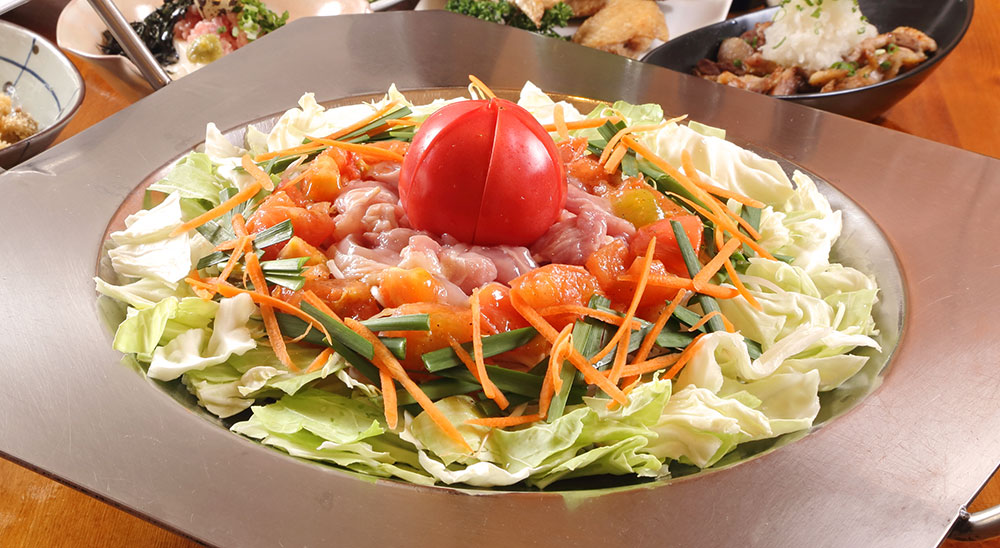 トマトホルモン鍋