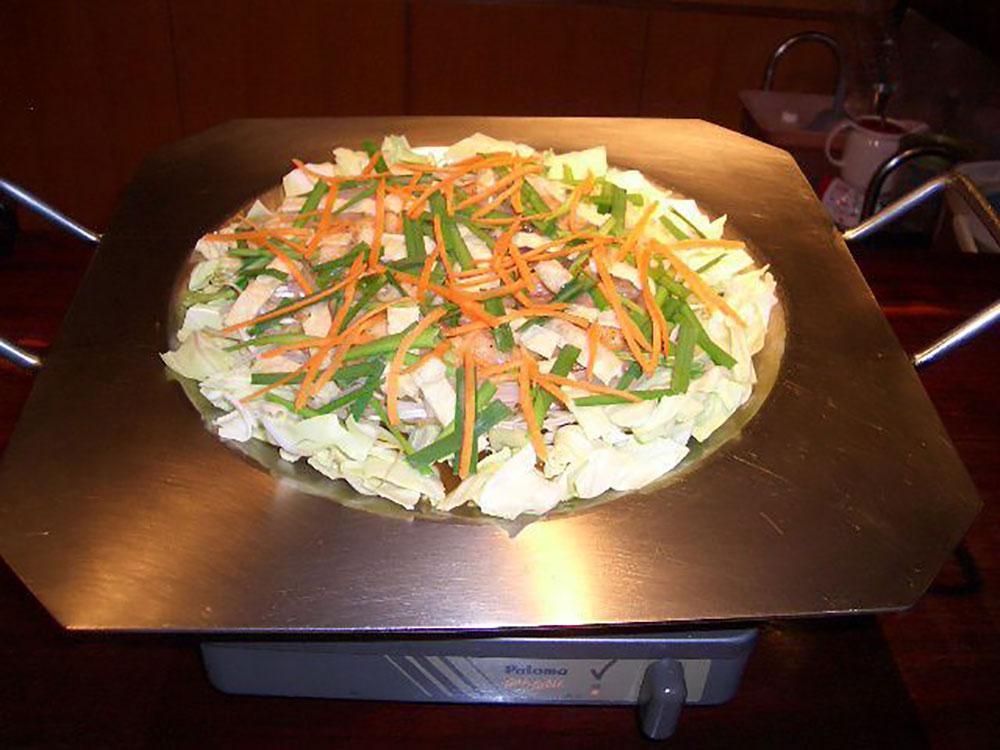 ホルモン鍋(みそ)